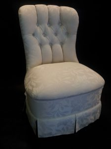 Residential Upholstery Service Bedroom Chair
