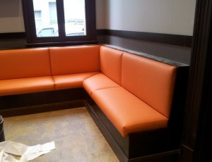MK Commercial Upholstery Services