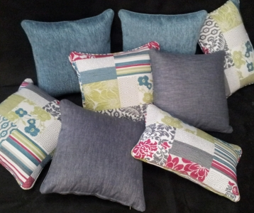 Residential Upholstery Service Scatter Cushions