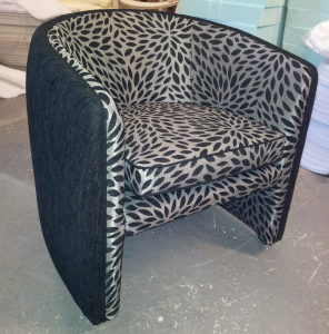Residential Upholstery Service Tub Chair