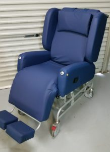 Medical Upholstery - Princess Chair